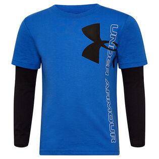 Boys' [2-4T] Vertical Branded Slider T-Shirt