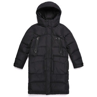 Junior Girls' [7-16] Motion Bench Parka