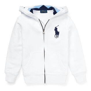 Boys' [5-7] Cotton French Terry Hoodie