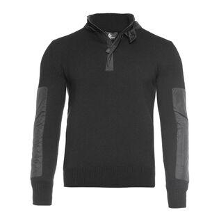 Men's Tech Wool-Blend Sweater