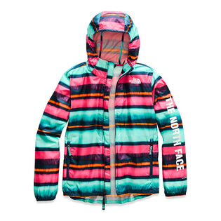 Junior Girls' [7-20] Novelty Flurry Wind Hoodie Jacket