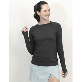 Women's Pullover Long Sleeve Top