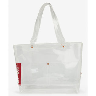 Clear Icon Carryall Bag