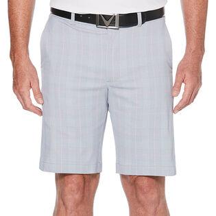 Men's Plaid Short
