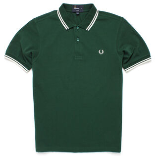 Polo Twin Tipped pour hommes