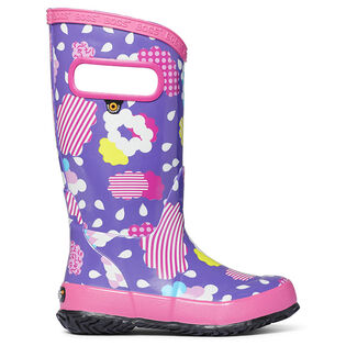 Juniors' [11-6] Clouds Rain Boot