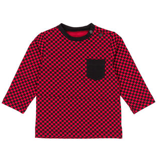 Baby Boys' [6-24M] Racer Check T-Shirt