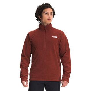 Men's Textured Cap Rock 1/4-Zip Top