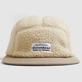 Unisex Sherpa 5-Panel Hat