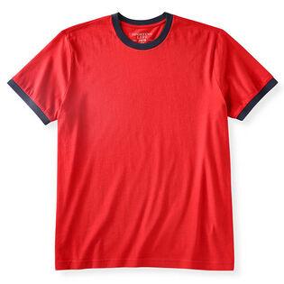 T-shirt à col rond Old School pour hommes