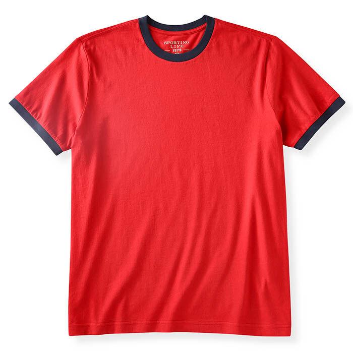 Men's Old School Ringer T-Shirt