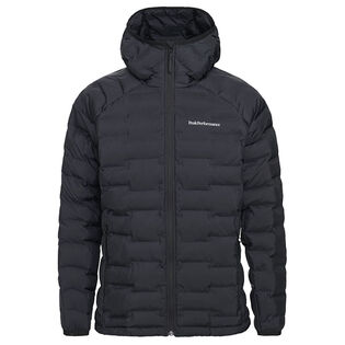 Men's Argon Hooded Jacket