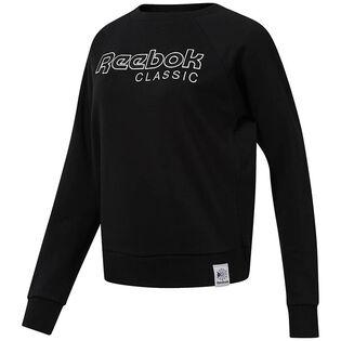 Women's Classics Big Logo Fleece Crew Sweatshirt