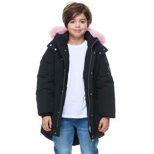Juniors' [4-16] Colourful Fur Parka