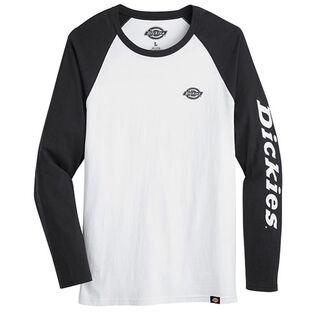 Men's Graphic Baseball Long Sleeve T-Shirt