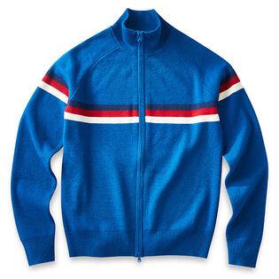 Men's Ski Full-Zip Sweater