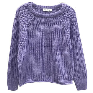 Women's Knit Crew Sweater
