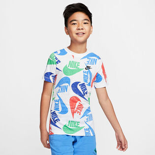 Junior Boys' [8-16] Sportswear Swoosh T-Shirt