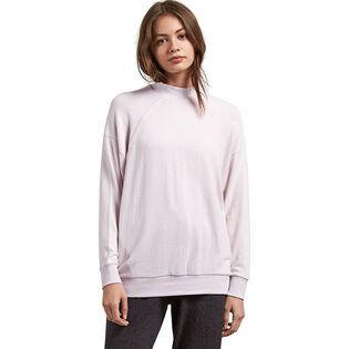 Women's Lil Mock Neck Sweatshirt