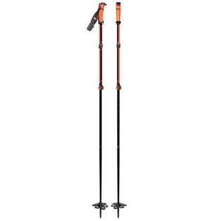 Via Aluminum Telescopic Ski Pole [2020]