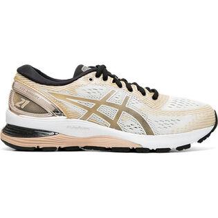 Chaussures de course GEL-Nimbus® 21 Platinum pour femmes