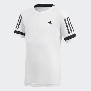 Junior Boys' [8-14] 3-Stripes Club T-Shirt