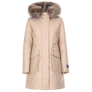 Women's Loro Piana Military Parka