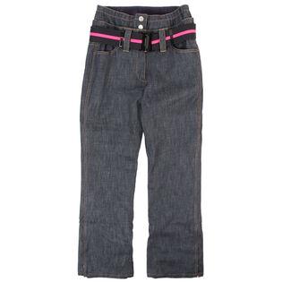 Women's Denim Insulated Pant