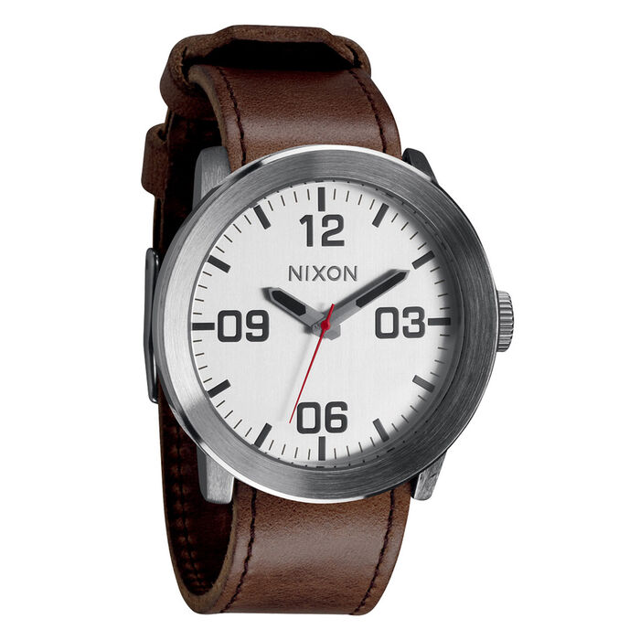 Corporal Leather Watch