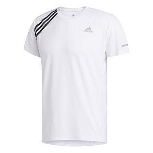 Men's Run It 3-Stripes T-Shirt