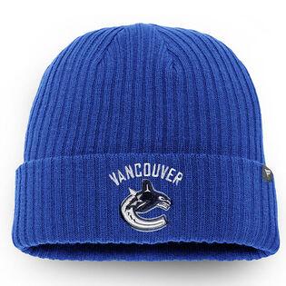 Men's Vancouver Canucks True Classic Cuffed Knit Beanie