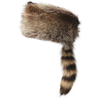 Davey Crocket Fur Hat