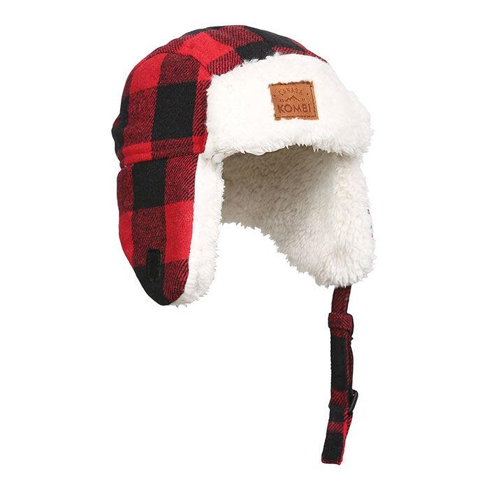 Kids' [2-6] Hip Aviator Sherpa Hat