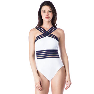 Women's Stompin In My Stilettos One-Piece Swimsuit