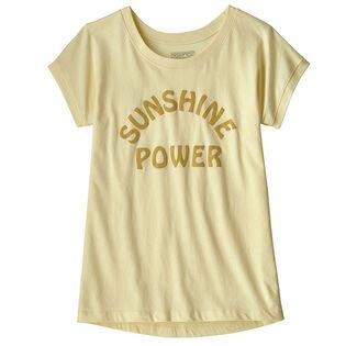 T-shirt en coton biologique pour filles juniors [7-16]