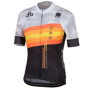 Jersey Sagan Stars Bodyfit Team pour hommes