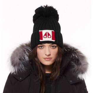 Women's Moose Flag Toque