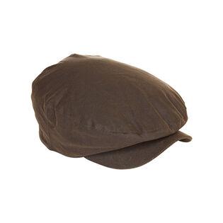 Men's Cheviot Tartan Cap