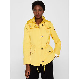 Women's Detachable Hood Parka