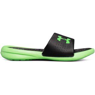 Juniors' [11-6] Playmaker Fixed Strap Slide Sandal