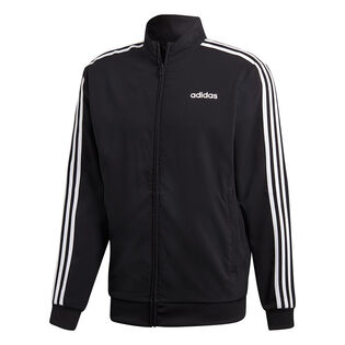 Men's Essentials 3-Stripes Track Jacket