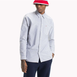Men's Classics Stripe Oxford Shirt