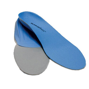 Blue Trim To Fit Footbed