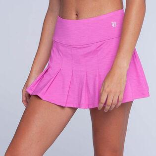 """Women's 13"""" Flutter Skirt"""