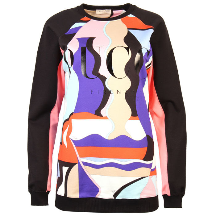 Women's Copacabana Printed Sweatshirt