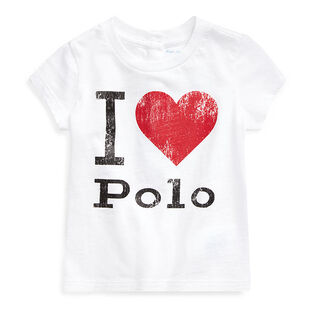 Baby Girls' [9-24M] Polo Jersey T-Shirt