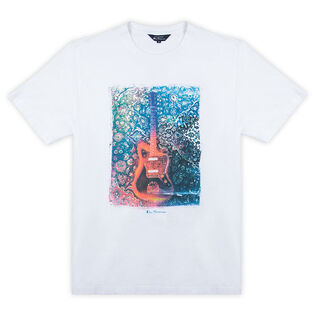 Men's Guitar Paisley T-Shirt