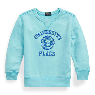 Boys' [2-4] Cotton French Terry Sweatshirt