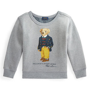 Junior Boys' [8-20] Polo Bear Fleece Sweatshirt