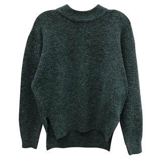 Women's Oversized Mock Sweater